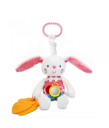 Bunny Doll Baby Toy / Teether