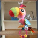 PARROT Baby Rattles & Mobiles Toy