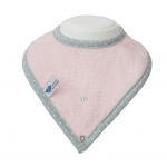 Bamboo cloth Bib * Pink
