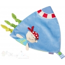 Bab Appease Towel / Tags - Pirate