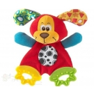 Soft Baby Rattler and Teether - DOG