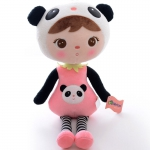 Metoo Doll - Soft Dolls Panda - 50cm.