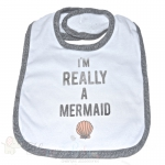 I`m REALLY a MERMAID Classic Bib