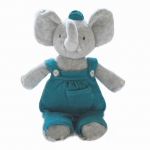 Alvin Elephant Musical Lullaby Toy & Soft Plush