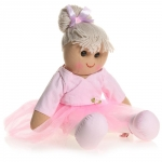 POWELL CRAFT Ballerina Rag Doll (20cm.)