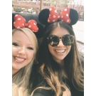 Disneyland Paris Minnie Polka Dot Ear Headband