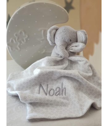 Personalised Baby Comforter . Baby Security blanket . Baby Personalised Toys . Baby Soother comforter . Baby Shower Gift
