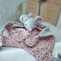 MOUSE Personalised Baby Comforters , Baby Blankets